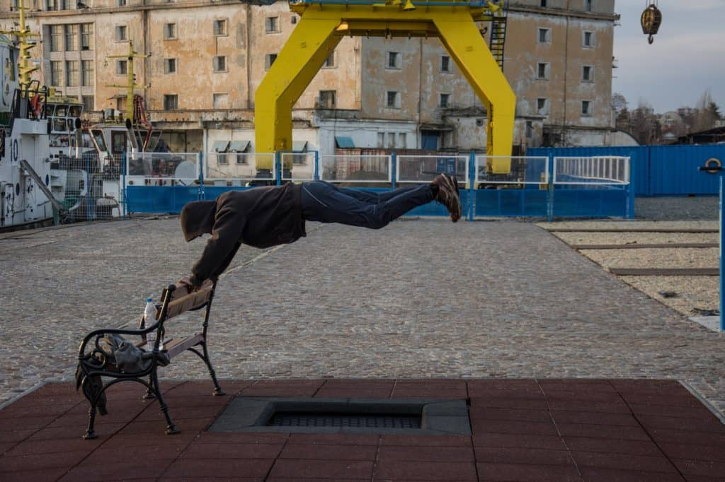 Burn Extra Calories From Your Body With Street Workout