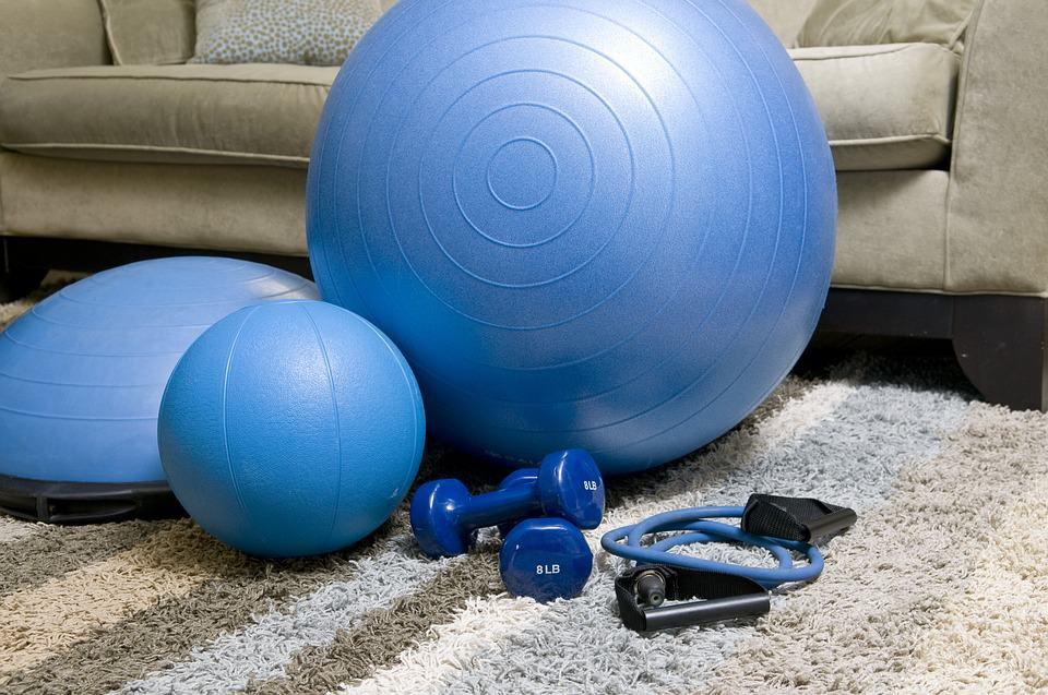 Top 3 Home Fitness Equipment