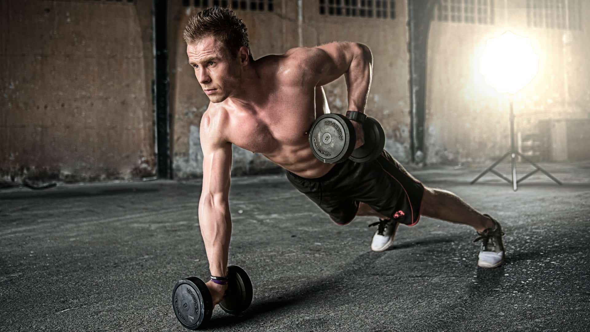 The 4 Most Fat Burning Exercises You Can Do At The Gym