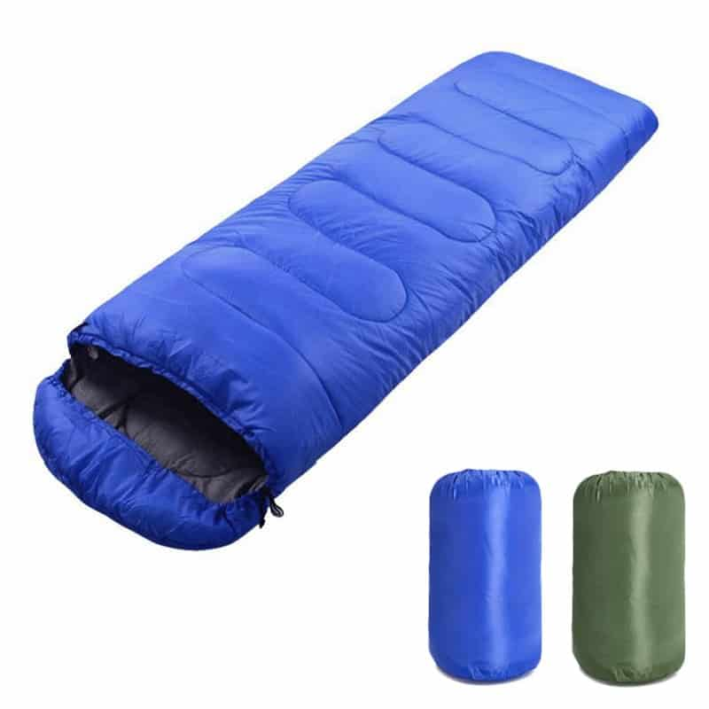 Sleeping Bag Outdoor Accessory For Backpackers
