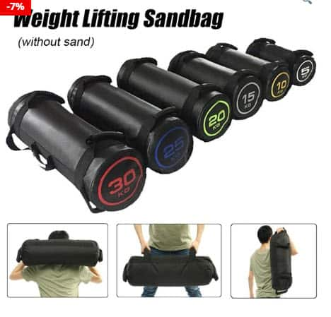 Weightlifting Sandbag For Core Strength