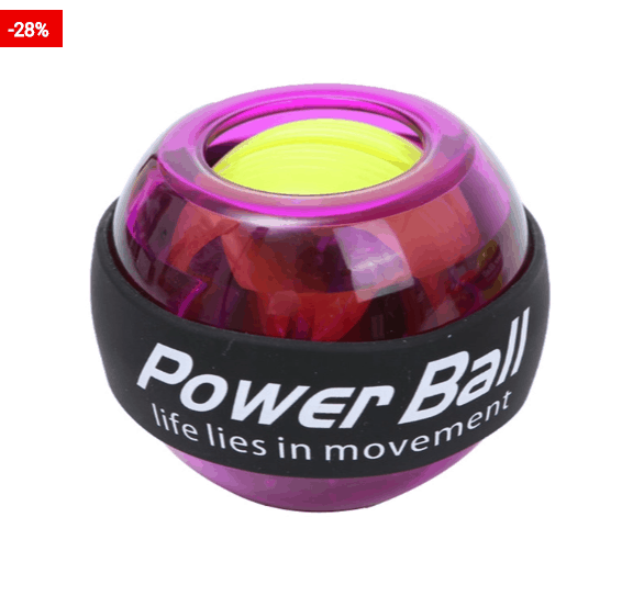 Gyro Ball To Help You Stay Fit And In Shape