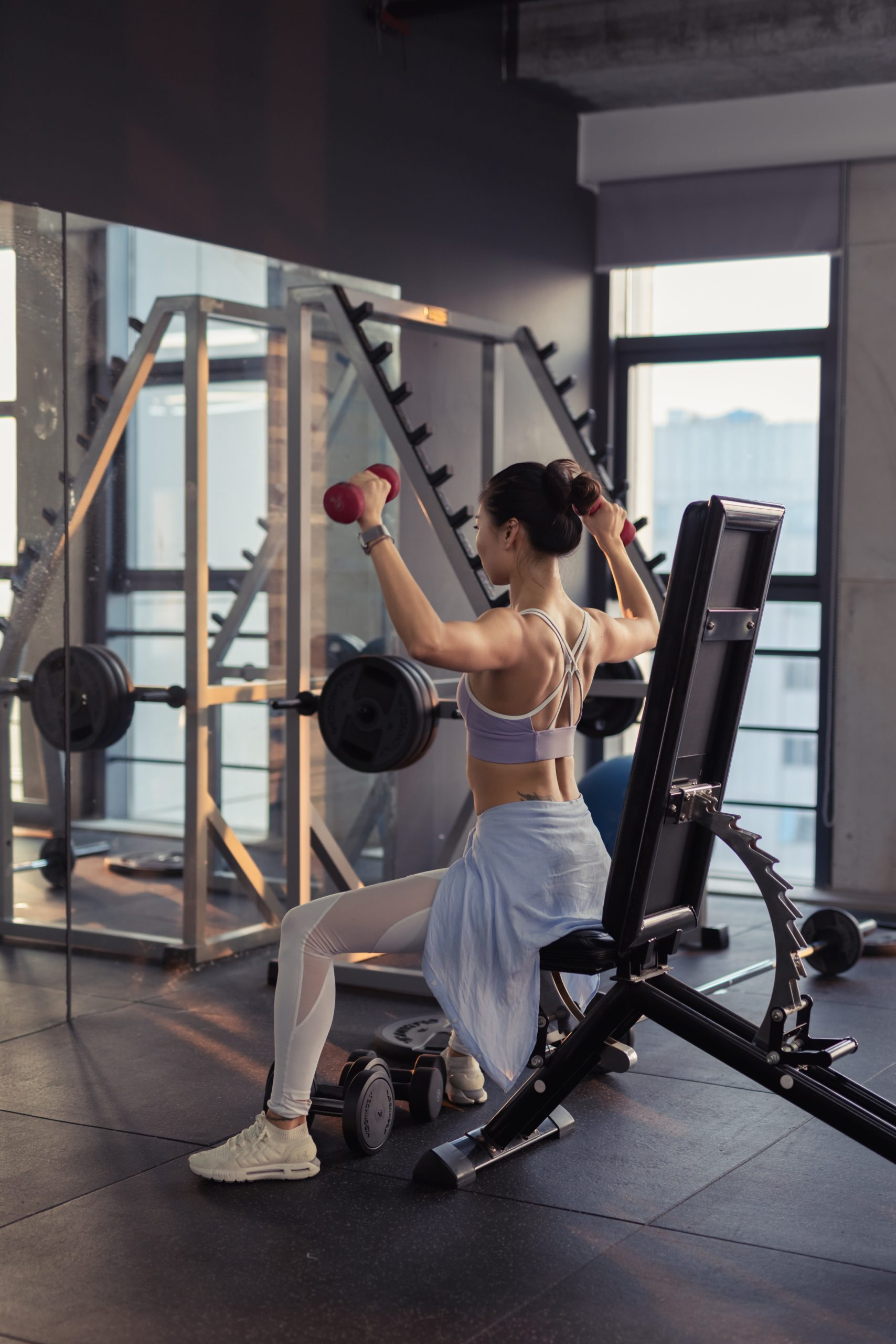 Tone Your Muscles Without the Dangerous Overuse of Weight Training